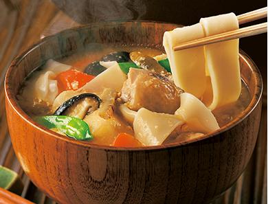 だんご汁 麺づくし(乾麺詰合わせ)8点セット