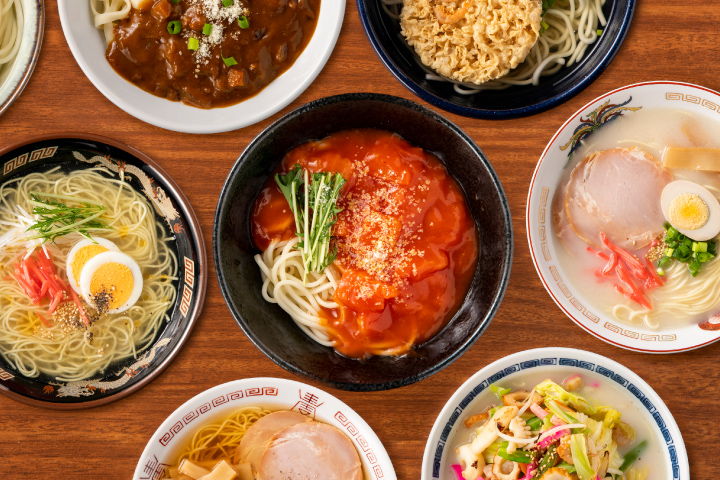 田中の麺家 厳選8種 食べ比べセット